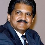 Anand Mahindra : Managing Director and Vice Chairman of the Mahindra & Mahindra Group
