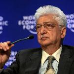 Azim Premji :  Chairman of Wipro Technologies