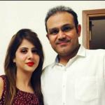Aarti Ahlawat Sehwag [Biography] Virender Sehwag's Wife