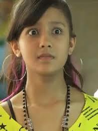 aashika bhatia is an indian child actress who is best known for her
