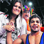 Savi Solanki [Biography] (Sushil Kumar's wife)
