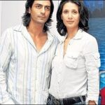 Mehr Jesia Rampal [Biography] Arjun Rampal wife