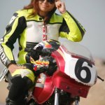 Alisha Abdullah [Biography] India's only woman super bike racer