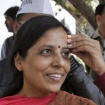 Sunita Kejriwal [Biography] Wife of Arvind Kejriwal