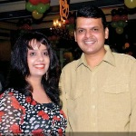 Amruta Fadnavis ( Wife of Devendra Fadnavis) [Biography]