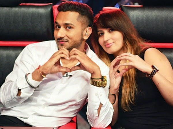 Yo-Yo-Honey-Singh-wife-Shalini-Images-marrige-Photos
